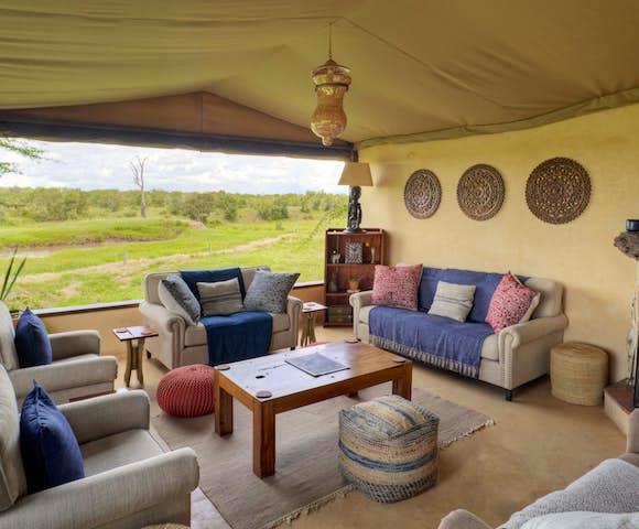 Ol Pejeta Bush Camp, Kenya