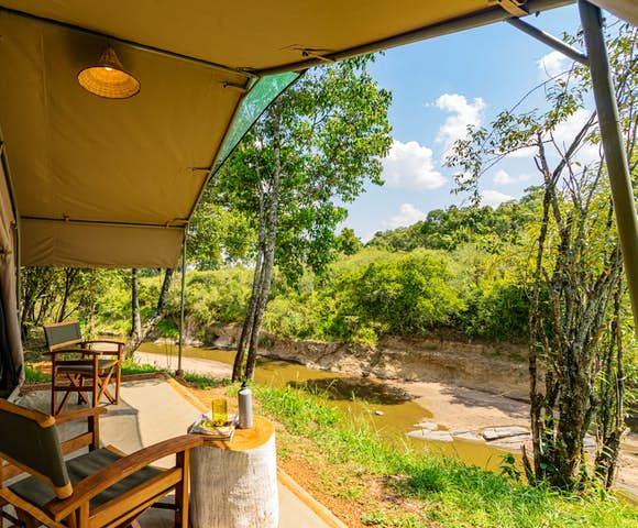 Emboo River Camp