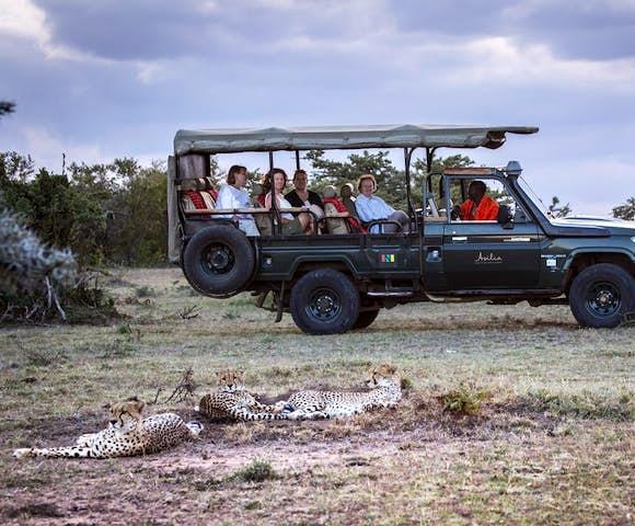 Encounter Mara Camp