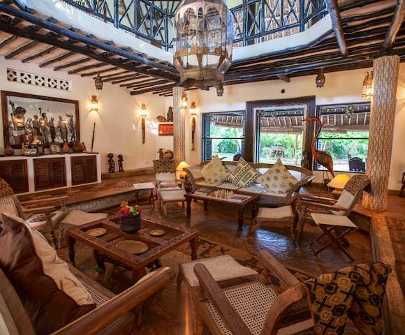 Kinondo Kwetu Lodge