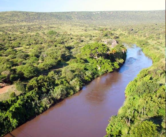 Koija Starbeds in Loisaba Conservancy, Kenya