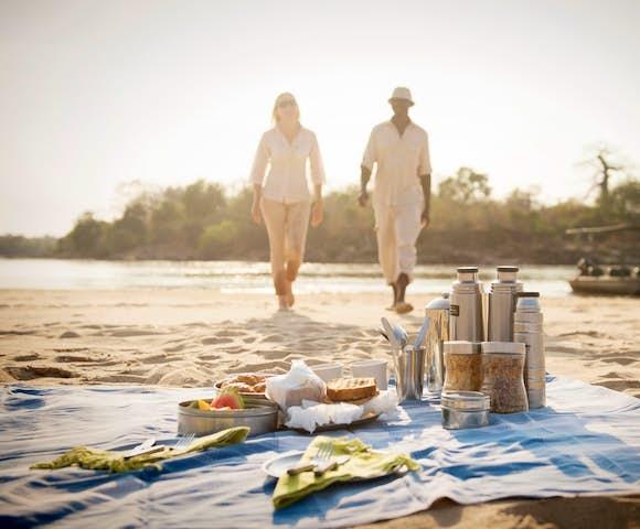 Sand Rivers Selous Camp