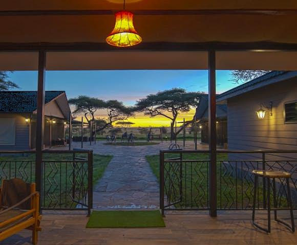 Serengeti Sametu Camp