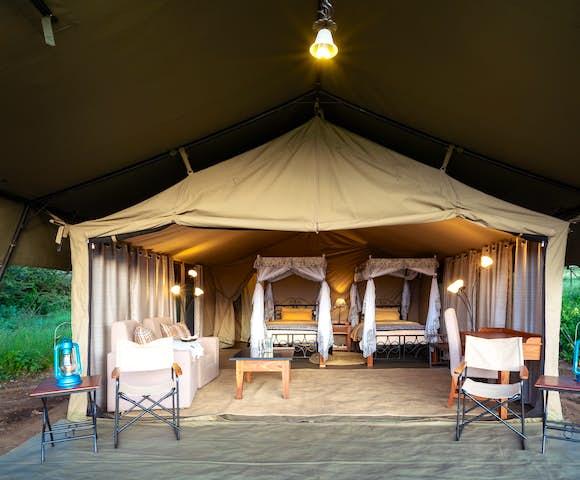 Serengeti Woodlands Camp