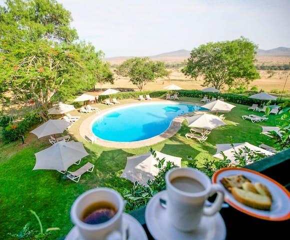 Taita Hills Safari Resort & Spa